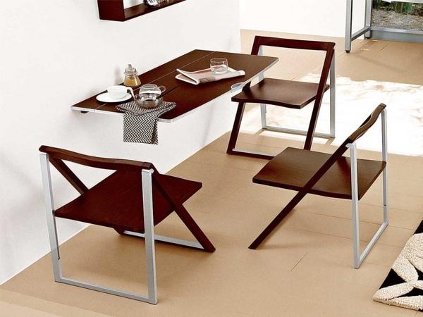 Những mẫu bàn ăn thông minh cho gia đình bạn