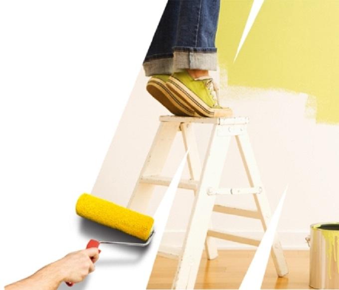 Các bước sơn tường nhà cơ bản đúng kỹ thuật